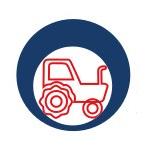 Applicazioni molle a tazza nel settore trattori